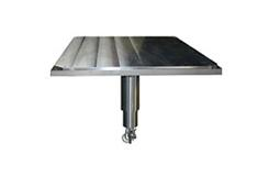 角型ホットプレート|真空中用(液晶・半導体熱板)