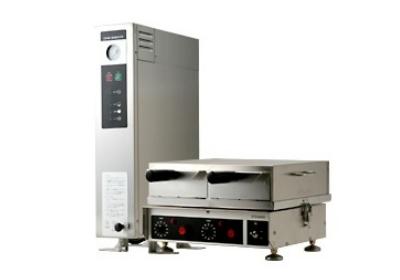 『スチームロボ』蒸気解凍調理機
