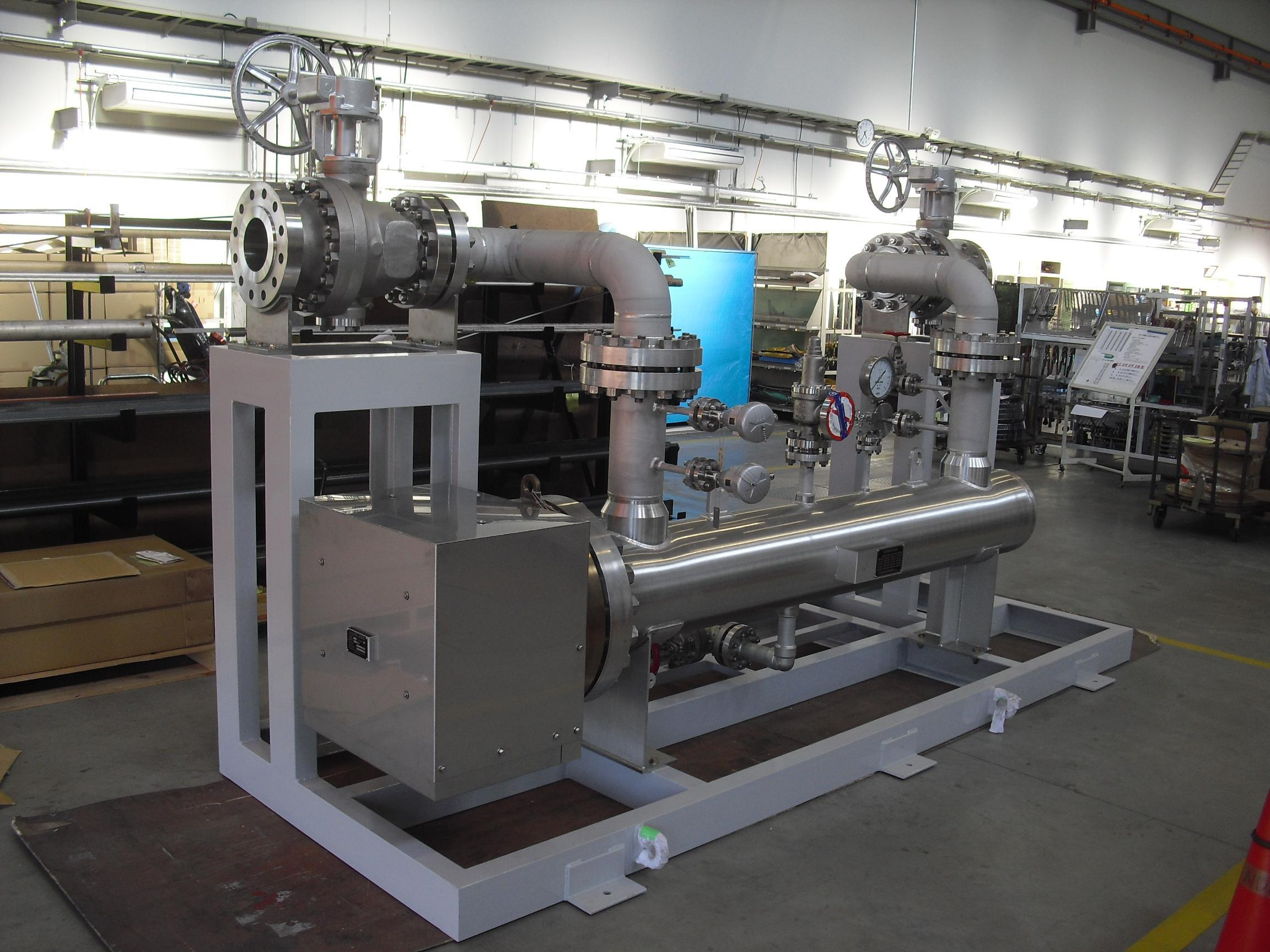 大型熱媒循環温調装置(防爆対応)