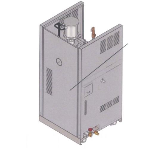 防爆構造ヒーターの蒸気発生器(電気ボイラー)