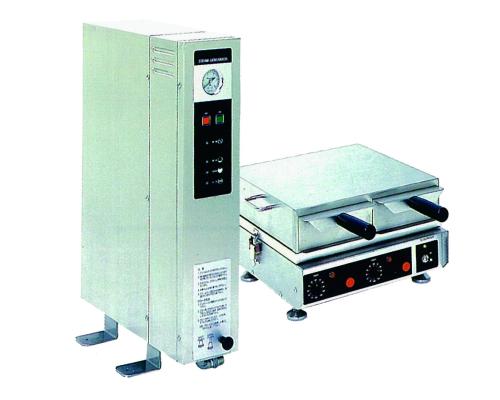 スチームロボ/蒸気解凍調理機(蒸気ボイラで冷凍食材を解凍・温め)