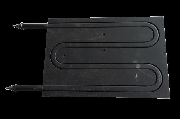 鉄カシメホットプレートの開発