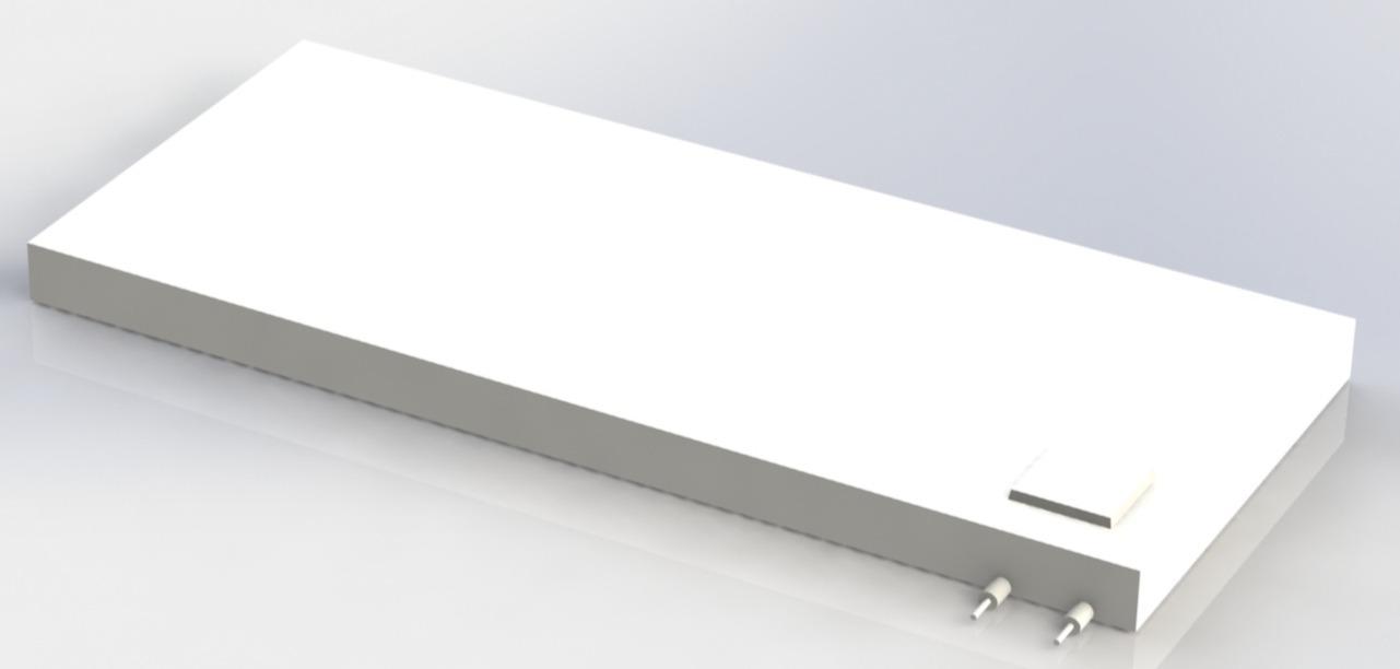 脱鋳込みヒーター ヒータかしめ技術(鋳物レス)